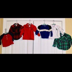 Baby Boy Ralph Lauren Collection - 9 MONTHS